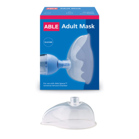 Able Spacer Adult Mask with Box