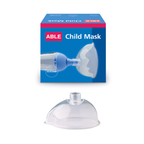 Able Spacer Child Mask with Box