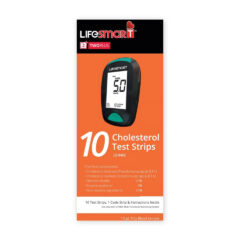 LifeSmart™ Cholesterol Test Strips